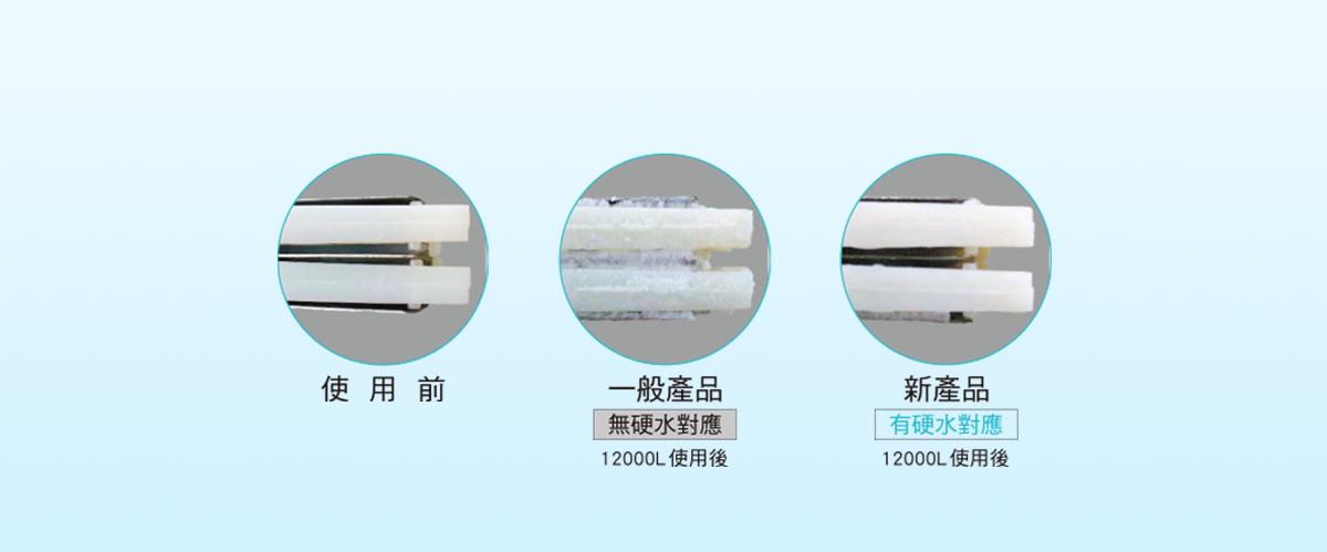 Panasonic_TK-HS63-電極板自動洗淨強化